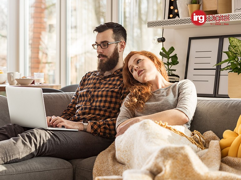 Stay At Home—Let Spectrum Manages the Digital Services for Your Home